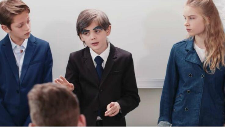 Quand des enfants parodient la campagne présidentielle