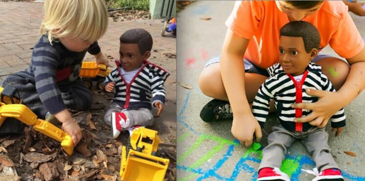 Des poupées garçons pour lutter contre les stéréotypes