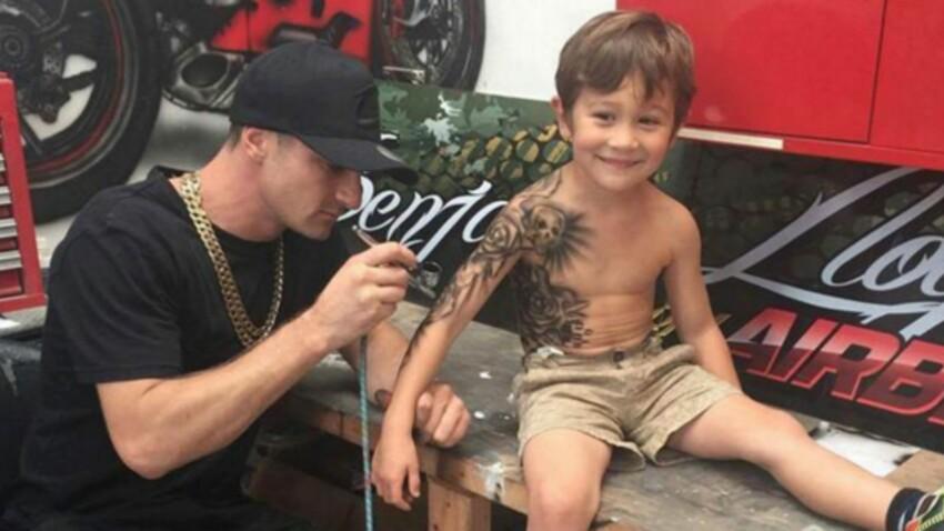 Des tatouages pour redonner le sourire aux enfants malades