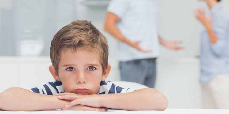 Les enfants de parents divorcés auraient plus de risques d'être en surpoids plus tard…