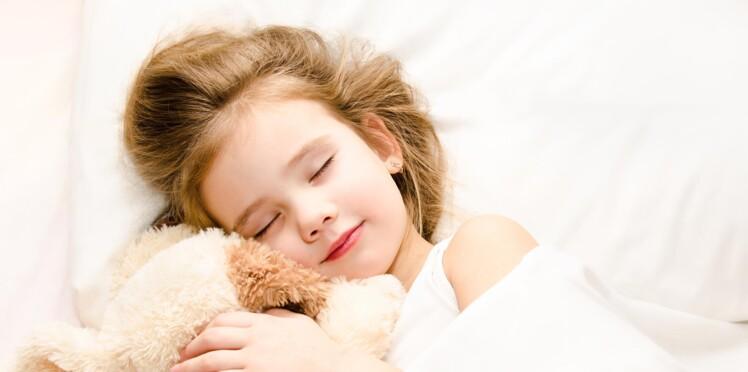 Quelle est la durée de sommeil idéale pour un enfant?