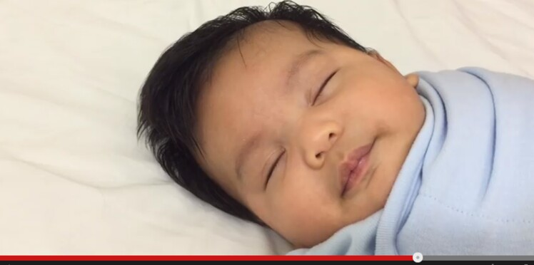 Endormir un bébé en 40 secondes, c'est possible !