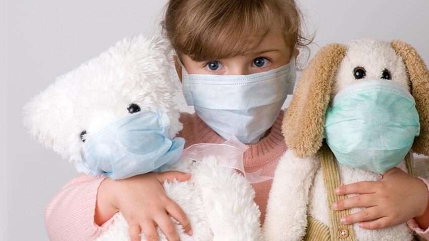 1 enfant sur 7 grandirait dans une zone six fois trop polluée