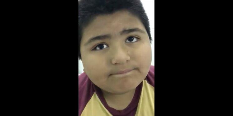 Cet enfant avale un sifflet et tout Internet se moque de son malheur