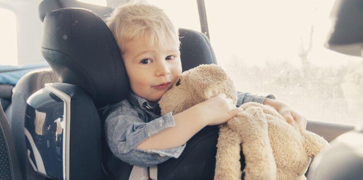 2 enfants sur 3 ne seraient pas bien attachés en voiture