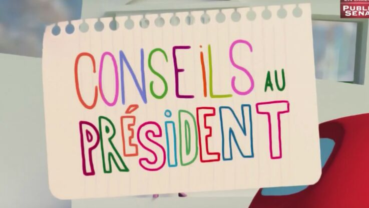 Quand les enfants donnent des conseils au futur président de la République !