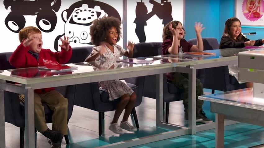 Des enfants votent pour le jouet de leur rêve dans une nouvelle émission télé