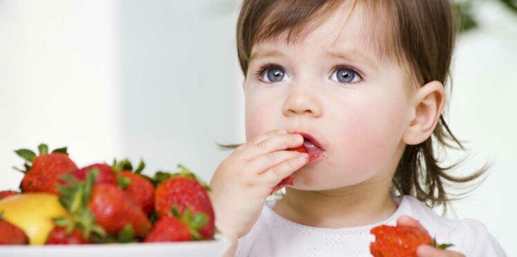 Enfants : l'équilibre est dans l'assiette