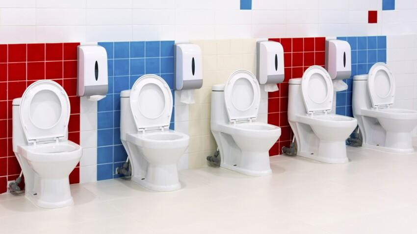 Pourquoi ils évitent d'aller aux toilettes à l'école…