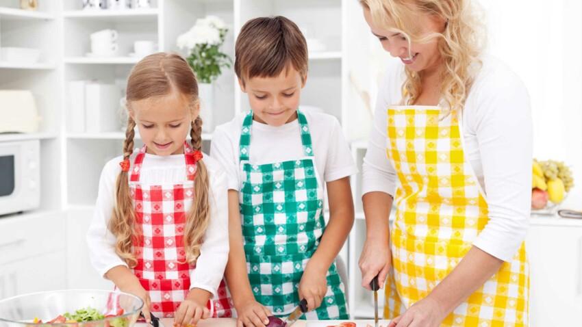 Vos enfants n'aiment pas les légumes ? Faites leur faire la cuisine !