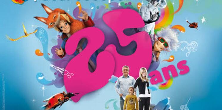 Futuroscope : 25 ans et de nouvelles attractions