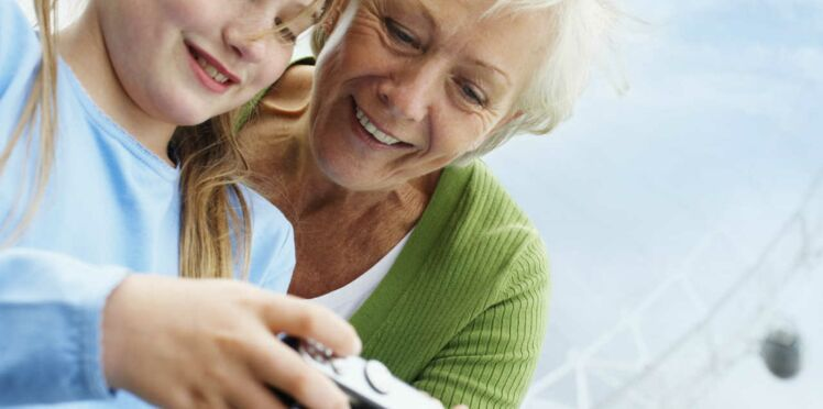 Génération jeunes grands-mères