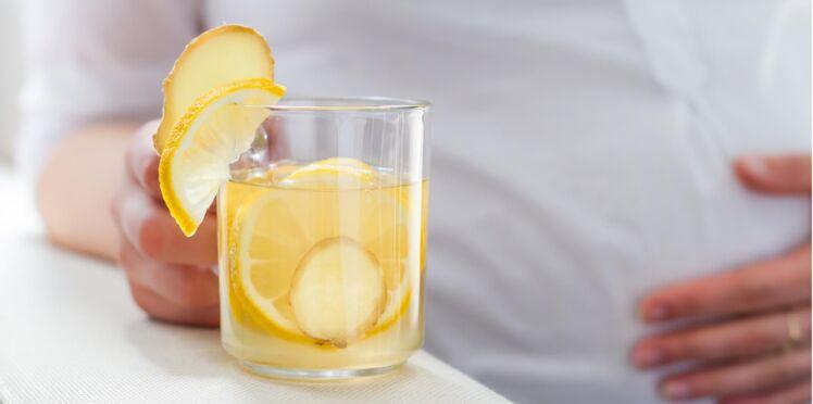 Grossesse : 2 astuces naturelles pour atténuer les nausées