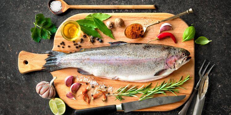 Grossesse : manger trop de poisson favoriserait l'obésité de l'enfant