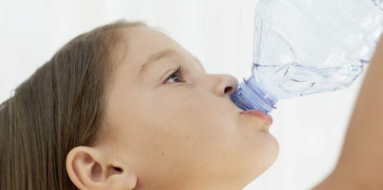 Faites boire les enfants le matin !