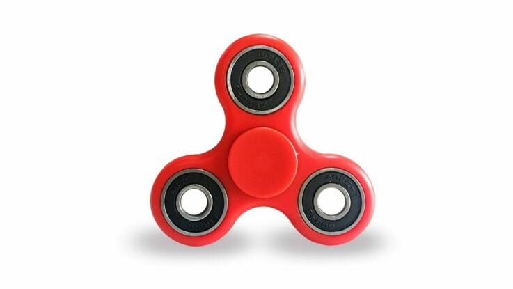 Hand spinner : nouvelle star des cours de récré, il a initialement été créé pour les enfants autistes
