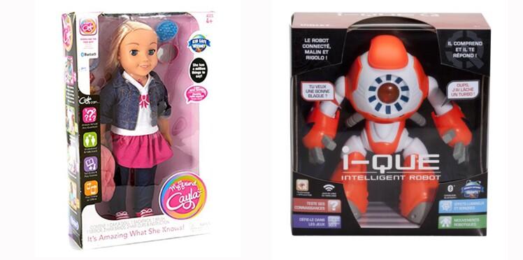 La Cnil donne l'alerte : deux jouets connectés porteraient atteinte à la vie privée