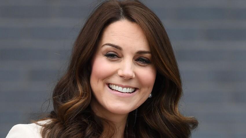 Kate Middleton révèle ce qu'elle préfère faire avec ses enfants