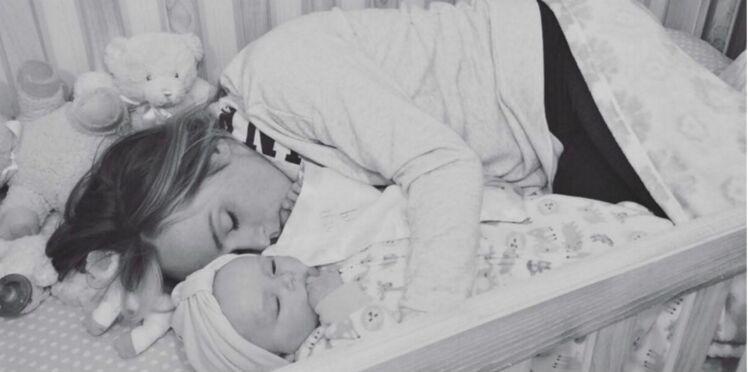 La belle promesse d'une maman à son bébé