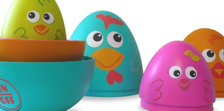 La chasse aux œufs revisitée