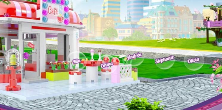 Lego lance une gamme 100% filles