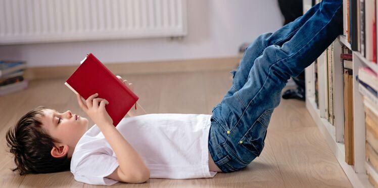 Contrairement aux idées reçues, les enfants aiment lire !