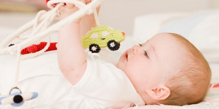 Les jouets pour bébés potentiellement toxiques ?