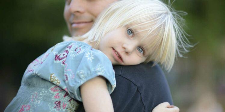 Les pères veulent garder leurs enfants