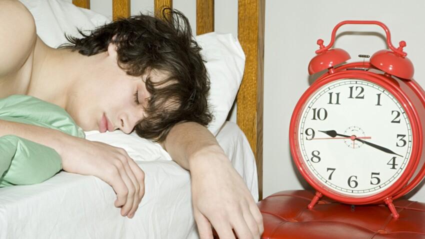 Le lit de votre ado, responsable de sa mauvaise humeur ?