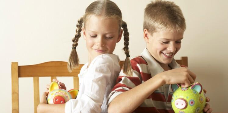 Scandale : les filles reçoivent moins d'argent de poche que les garçons