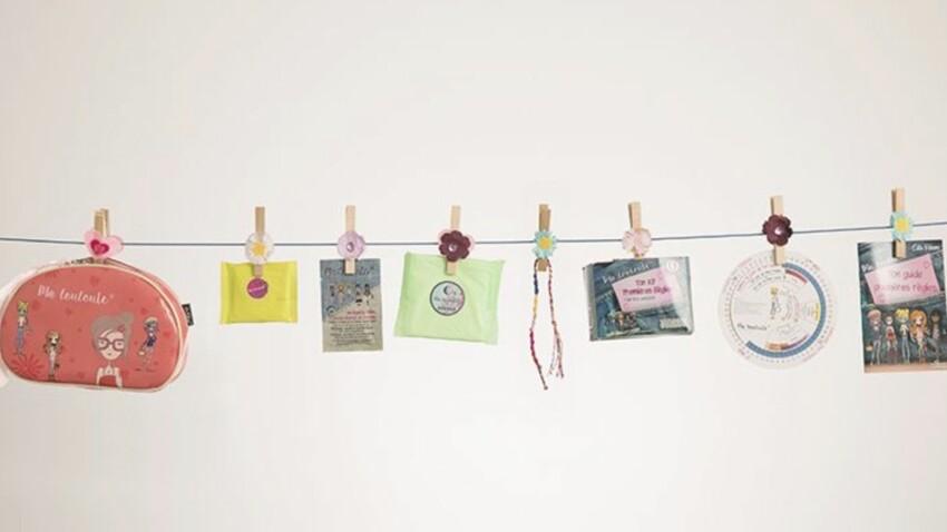 """Un kit """"premières règles"""" pour les jeunes filles, l'idée géniale de cette maman"""