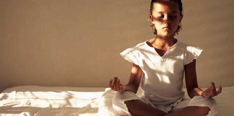 La méditation de pleine conscience, c'est excellent pour les enfants