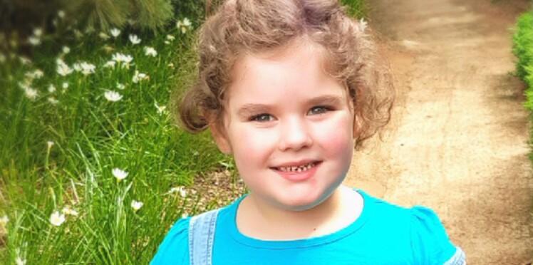 A 5 ans, Emily a déjà ses règles et sera bientôt ménopausée