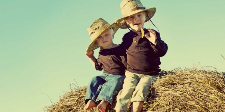 Grandir à la campagne protège l'enfant des allergies