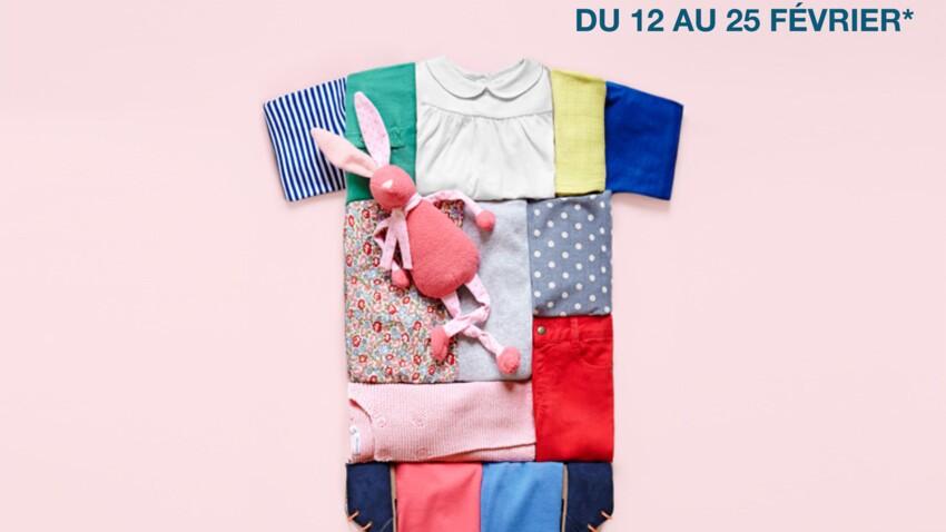 Monoprix récupère vos vêtements de bébé inutilisés au profit d'Emmaüs