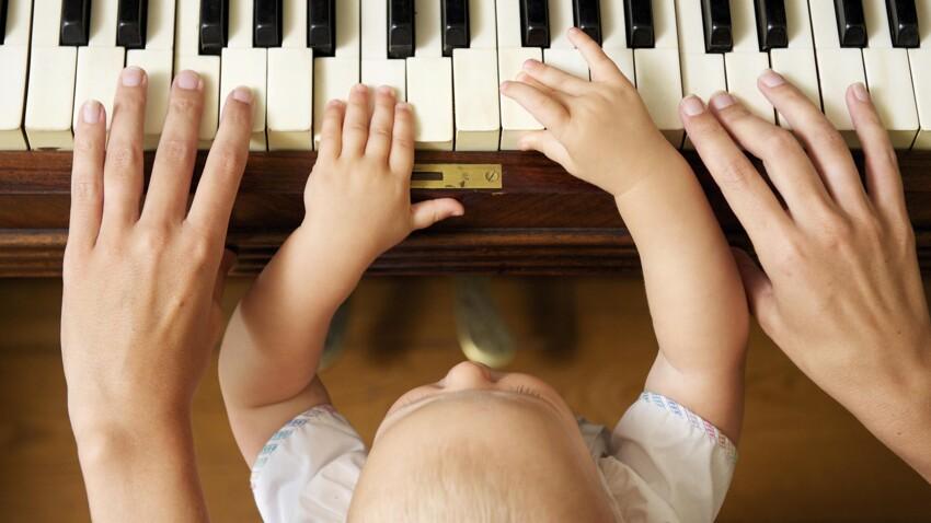 La musique aiderait les bébés à parler plus précocement