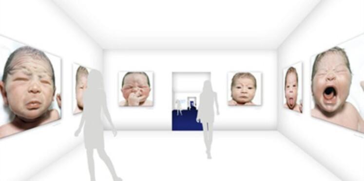 Mustela propose une exposition autour de bébé