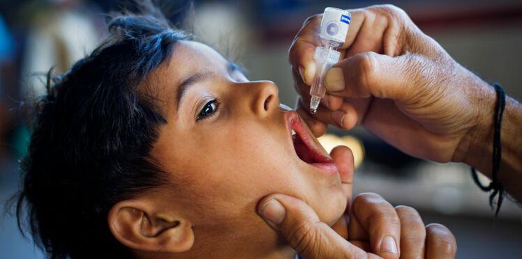 Objectif : 100 % d'enfants vaccinés avec l'Unicef
