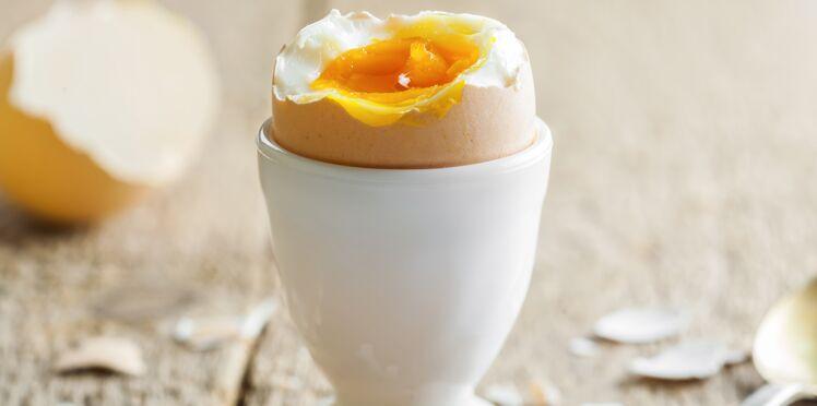 Les œufs favorisent le développement cérébral des enfants