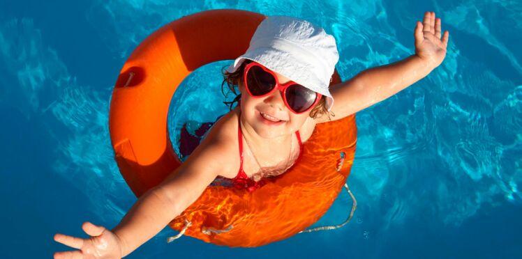 Les enfants apprennent à nager gratuitement cet été