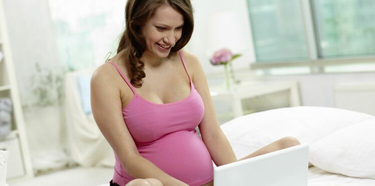 De nouveaux outils pour les futures mamans sur Femmeactuelle.fr