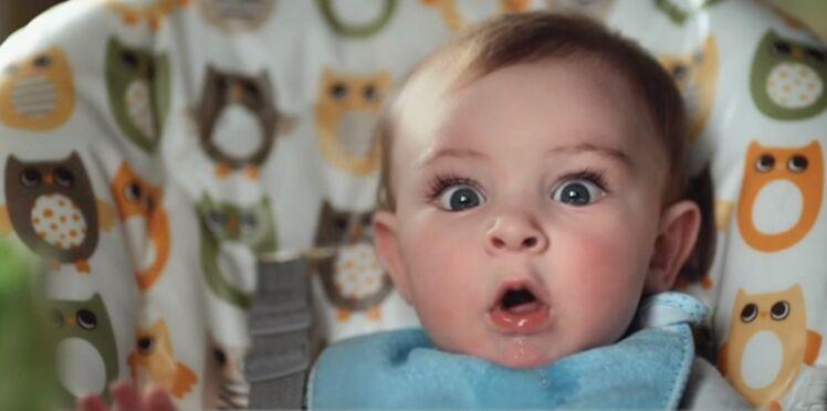 """#pamperspooface : quand les parents dévoilent des photos de leurs bébés en plein """"travail"""""""