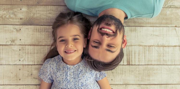Les papas de petites filles seraient moins machos, d'après la science