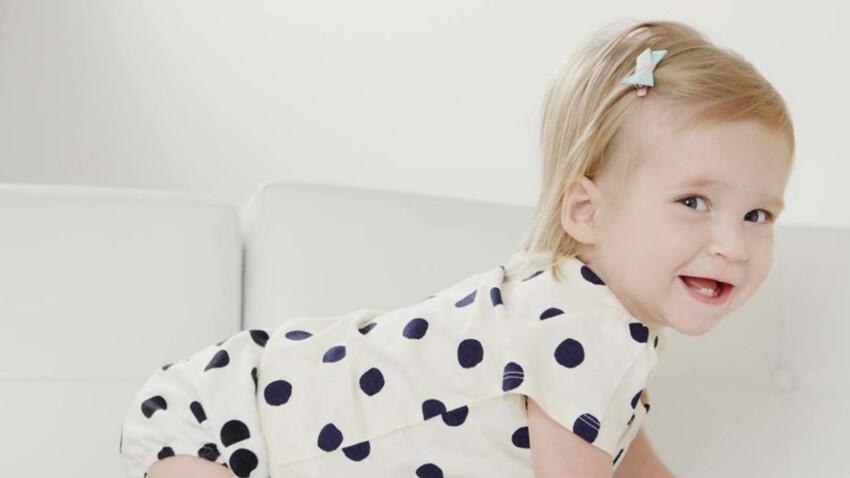 """A 18 mois, cette petite fille souffre de """"l'Alzheimer des enfants"""""""