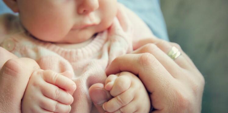 PHOTOS – L'adorable tache de naissance de ce bébé fait craquer la toile