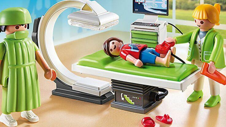 Des Playmobil pour rassurer les enfants avant une opération