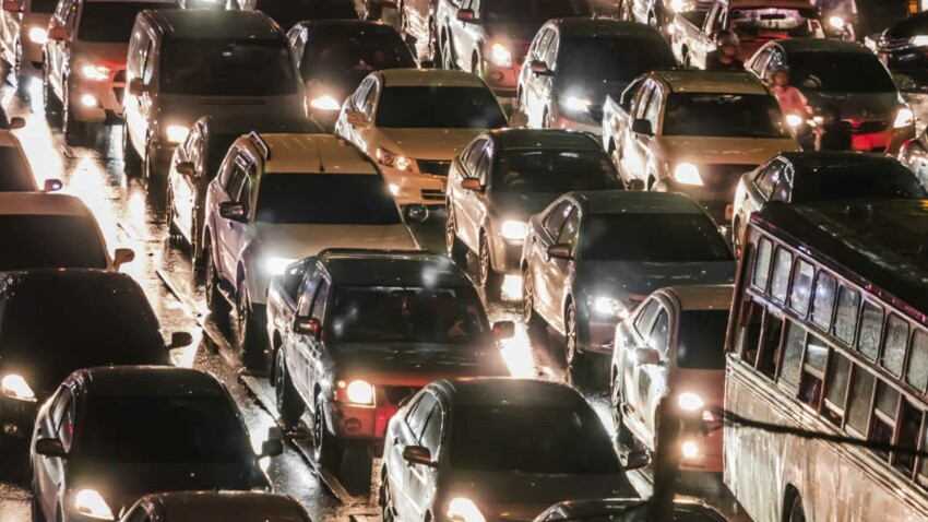 La pollution routière rend malades nos enfants