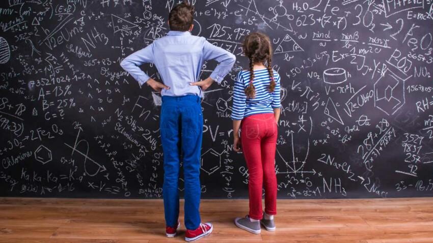 Pour être bon en maths, apprendre sa leçon ne suffit pas