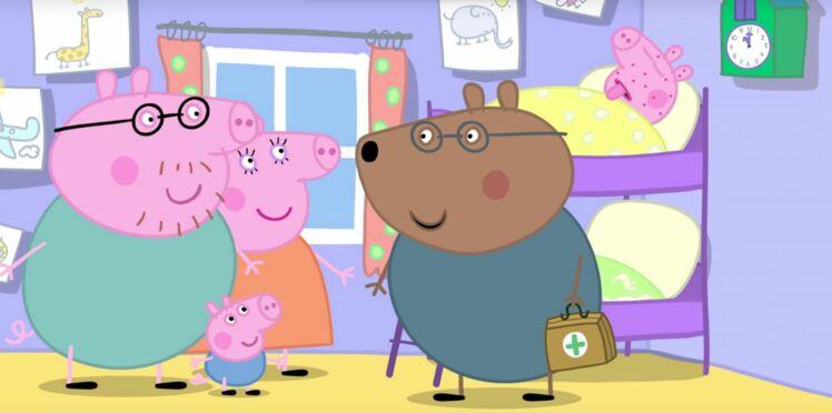 Pourquoi le dessin animé Peppa Pig peut encourager les visites médicales inutiles