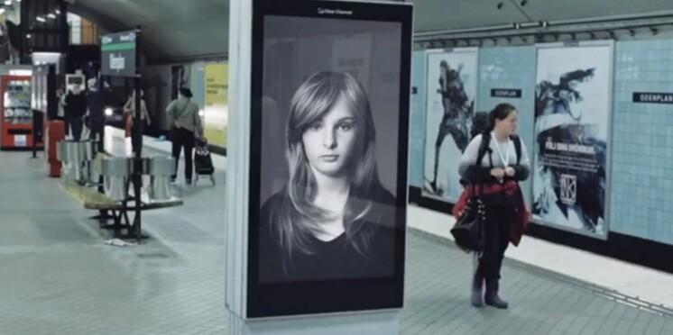 Une publicité décoiffante pour parler du cancer chez l'enfant